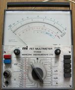 TF-2650 FET Multimeter (Marconi Instruments Ltd.)