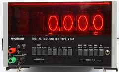 DIGITAL MULTIMETER V543