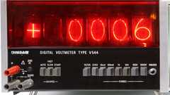 DIGITAL VOLTMETER V544