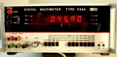 DIGITAL MULTIMETER V545