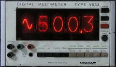 DIGITAL MULTIMETER V533